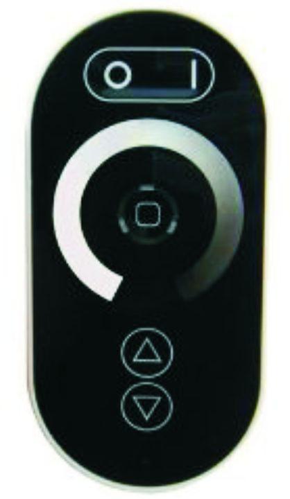Dálkový ovladač - Dotykový stmívač LINEAR AC