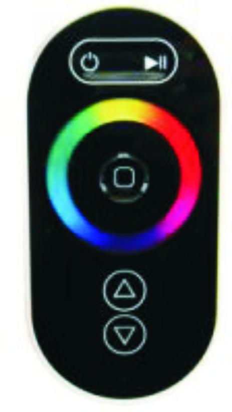 Dálkový ovladač - Dotykový ovladač RGB AC